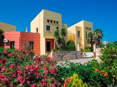 Photo for Vacation home Daphni 2  in Platanias, Crete - 6 persons, 3 bedrooms
