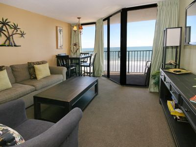 Photo for Newly remodeled Direct Ocean Condo at Sand Dunes w/Amazing Views, sleeps 6