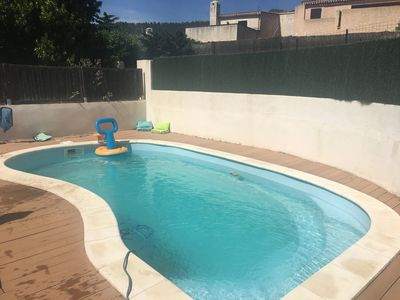 Photo for Villa with swimming pool close to cassis