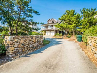 Photo for Anchors Away: 5 BR / 4 BA house in Nags Head, Sleeps 14
