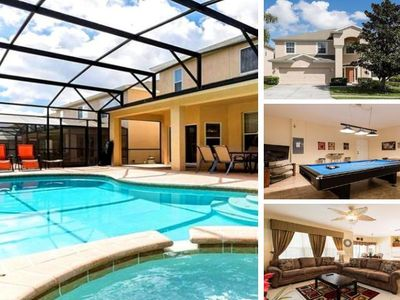 Photo for WH007- 6 Bedroom Windsor Hills Pool Home
