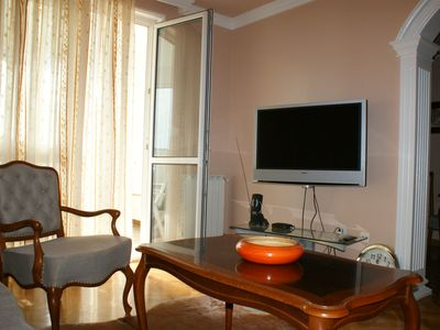Photo for Cozy 85m2 Apartment at Bar City Center