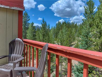 Photo for Cozy and Affordable 2BD at Baldy Mountain Townhomes!