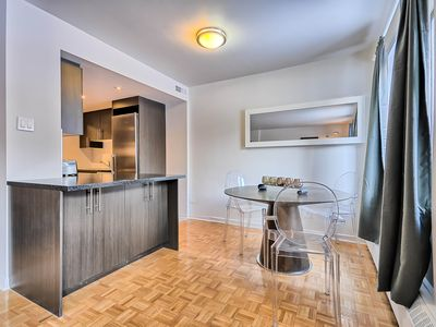 Photo for spacious condo in the heart of mtl downtown