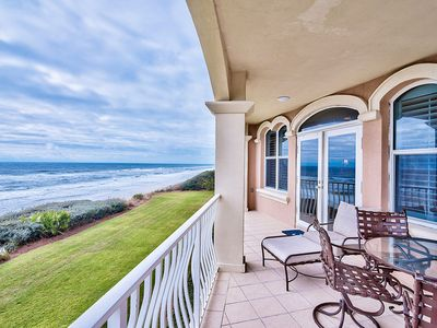 Photo for Stunning 30A Gulf-Front Condo w/ Spectacular Views! Book Now!