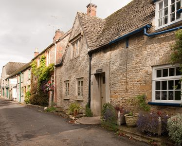 Photo for Welcome to Gable Cottage, a cosy character period cottage Cotswold market town