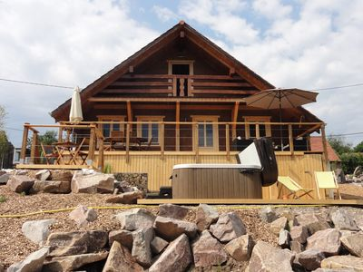 Photo for Superb chalet 8 persons with SPA