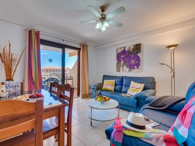 Photo for LOVELY 2 BEDROOMED + 2 TERRACES APARTMENT NEXT TO THE BEACH