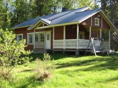 Photo for Vacation home Kultaranta in Juuka - 10 persons, 3 bedrooms