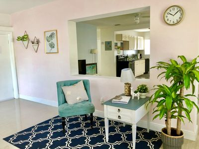Photo for Super chic home is walking distance to Wilton Manors, near Las Olas & Beaches