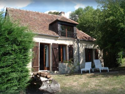 Photo for Secret cottage in Perche National Natural Park / Bohemian House in the heart of Perche