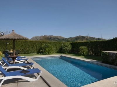 Photo for 3 bedroom Villa, sleeps 6 with Air Con and FREE WiFi