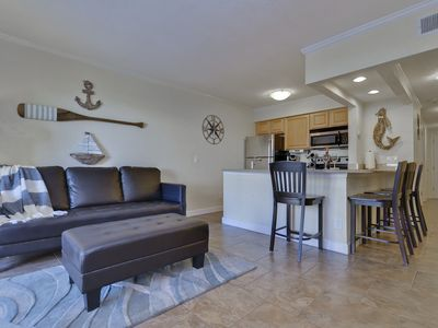 Photo for Breathtaking Waterfront Condo Anchors Away!