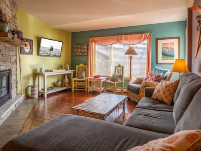 Photo for Beautiful Updated, Colorful Condo at Big Sky Resort - Just Listed!