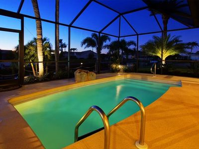 Photo for Cape Coral Waterfront Vacation Home/ Remodeled/Low Rates