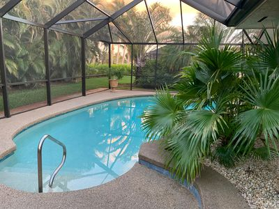 Photo for Custom Pool Home at Lely