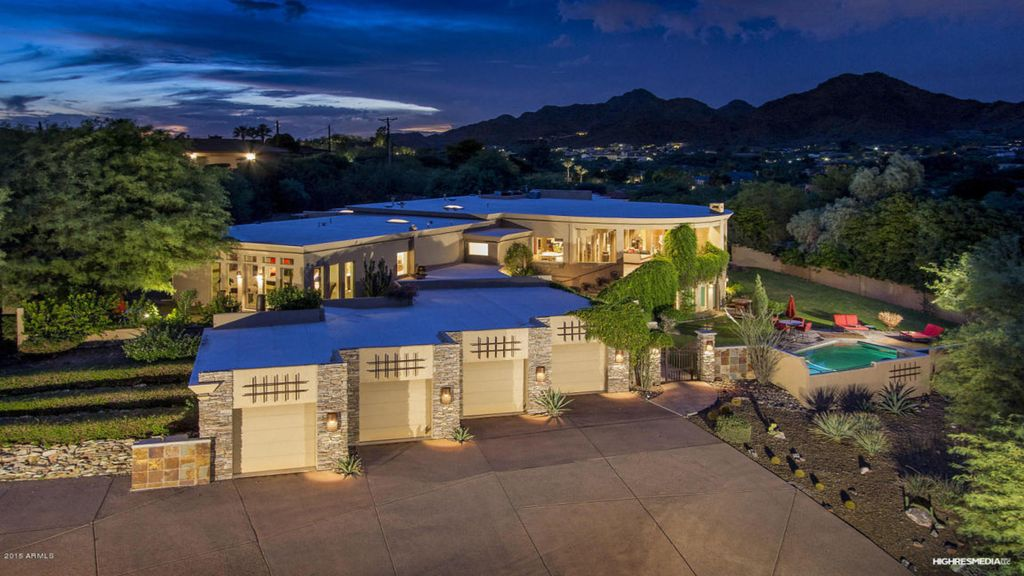 Casa per 7 persone in paradise valley 992269 for Vedere case online