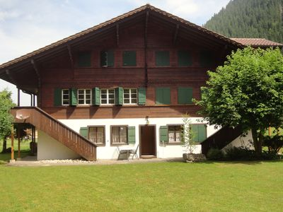 Photo for Apartment / app. for 4 guests with 50m² in Lenk (94390)