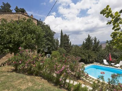 Photo for Chianni Apartment, Sleeps 6 with Pool and WiFi