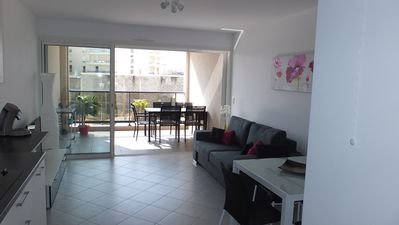 Photo for CALVI T2 terrace for 4. Close to beaches, the city centre and all facilities