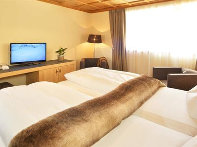 Photo for Standard Double Room - Hotel Karwendelhof