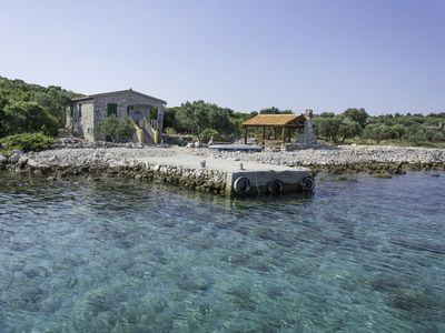 Photo for House Orange (14921-K1) - Zizanj - island Zizanj