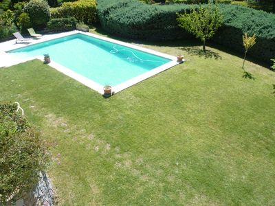 Photo for Large villa with pool, Aix en Provence at 5min