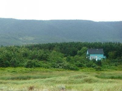 Photo for Cape Breton Waterfront Home Rental, Mountain and Ocean Views, Private Beach