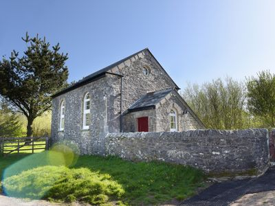 Photo for MOOR VIEW CHAPEL, pet friendly in Camelford, Ref 976910