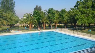 Photo for Cabin or bungalow Ciudad de Cáceres for 2 people