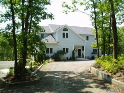 Photo for Wooded Serenity, Big Heated Pool, 5BR, Beautiful Beach