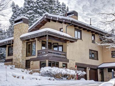 Photo for Silverbird 25: 3 BR / 3.5 BA condo in Park City, Sleeps 8