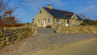 Photo for Delightful Detached Cottage In Extensive Grounds, at Rhoshirwaun,  Aberdaron