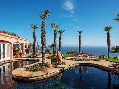 Photo for 180 Degrees Unobstructed Ocean Views in Paradise West Malibu