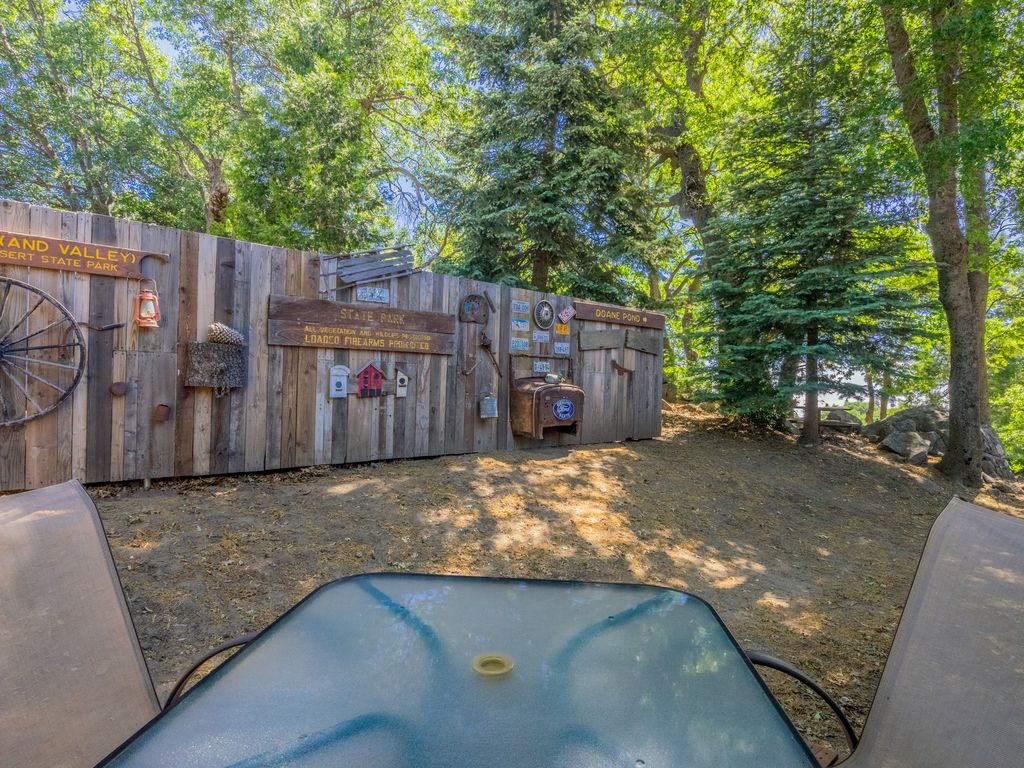 Palomar Mountain Rental Property
