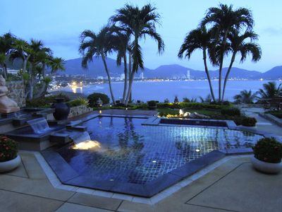 Photo for Luxurious Patong Beach 3 Bedroom Seaview Villa