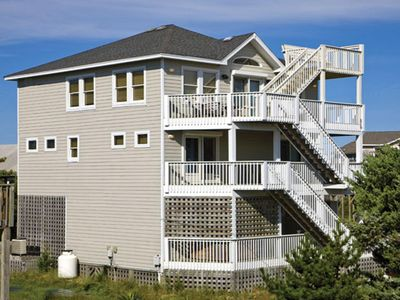 Photo for Dazzling Vacation Home, Semi-Oceanfront with Awesome Views, Great Deal