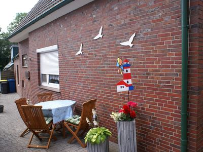 Photo for cozy cottage close to the port of Neuharlingersiel