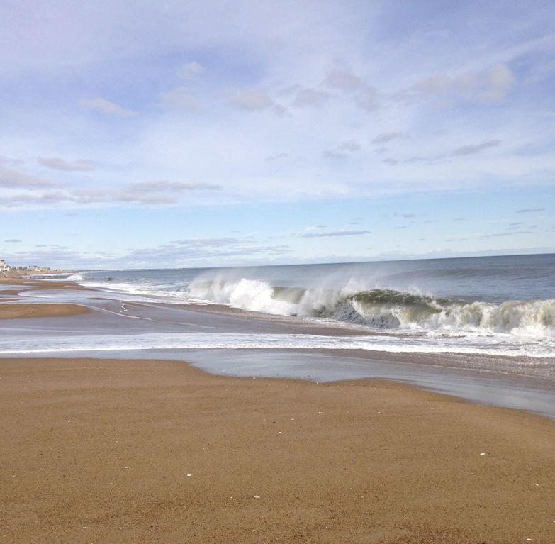 Plum Island Beach: 1850 Federalist Home: 1/4 Mile To Market Square, 2 Miles
