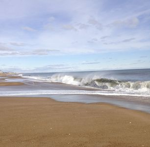 Photo for 1850 Federalist home: 1/4 mile to Market Square, 2 miles to Plum Island Beaches