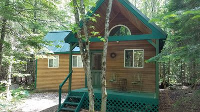 Photo for 1BR Cabin Vacation Rental in Rangeley, Maine
