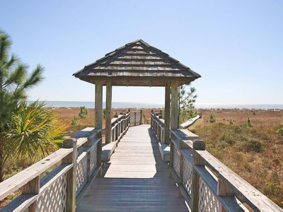 Photo for Stunning beach access home located in the Boardwalk Community
