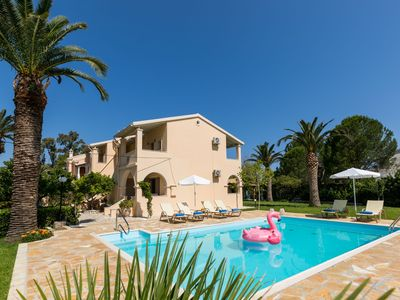 Photo for Beach Marina: Private pool, lovely gardens, A/C, Wi Fi
