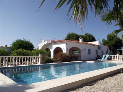 Photo for Holiday house Oliva for 1 - 5 persons with 3 bedrooms - Holiday home