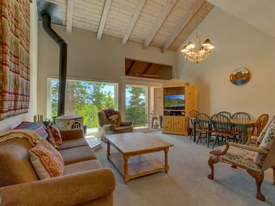 Photo for Sierra Bella: 3  BR, 2  BA Townhouse in Carnelian Bay, Sleeps 8