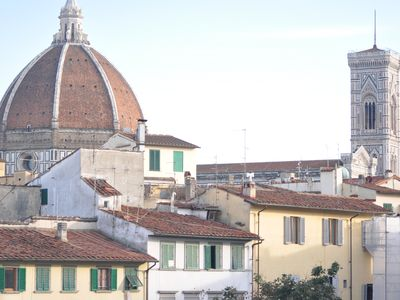 Photo for Lovely flat in the heart of Florence close to San Lorenzo Church and Cathedral