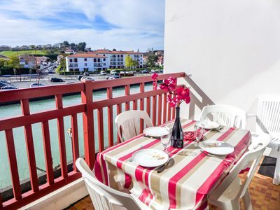 Photo for Apartment Iduskia in Saint-Jean-de-Luz - 4 persons, 2 bedrooms
