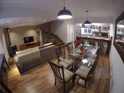 Photo for Triplex with 3 suites in Canela
