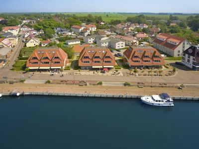 Photo for HHW09 - apartment directly at the marina, balcony and sea view - harbor houses Wiek