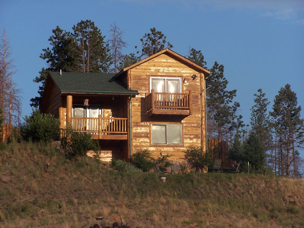 Property Image#1 Pikes Peak Resort   Elk Ridge Cabin   Where Wilderness U0026  Luxury